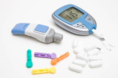 Diabetes patients and self care programme