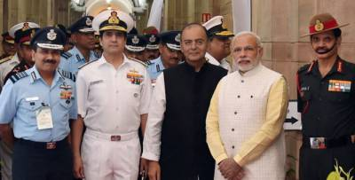 Indian PM meets Armed Forces Chiefs in the backdrop of Uri Attack
