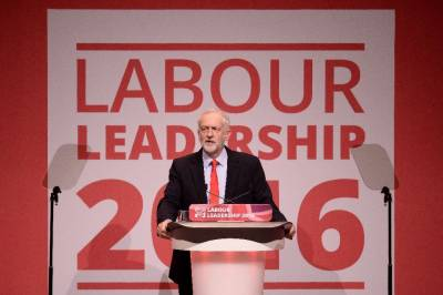 Jeremy Corbyn re-elected as Labour Party leader after bitter fight