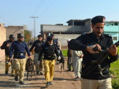 KPK Counter Terrorism Department arrests terrorist with ammunition