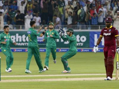 Pak vs West indies 1st T20: Imad Waseem steals the show for Pakistan