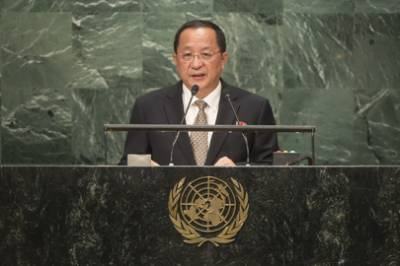 UNGA 71st session: North Korea announces to enhance nuclear military force