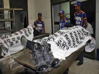 Karachi Police official killed by unidentified gunmen in Nazimabad