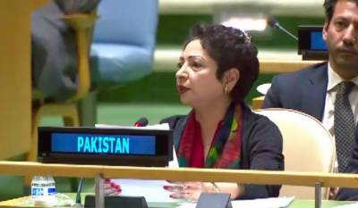 Pakistan hits back at India in UN after Indian FM speech