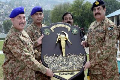 COAS visits FF Centre in Abbottabad