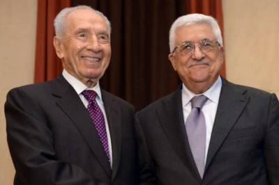 Palestinian President Abbas to attend Israeli ex-President Peres's funeral