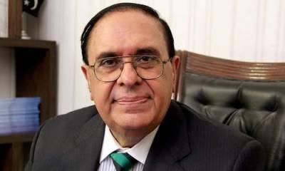 Former Pakistani Minister Prof. Atta-ur-Rahman chairs UN meeting