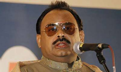 LHC proceeds against MQM founder Altaf Hussian in Article 6 case