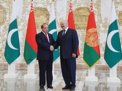 Pakistan-Belarus ink 18 important agreements