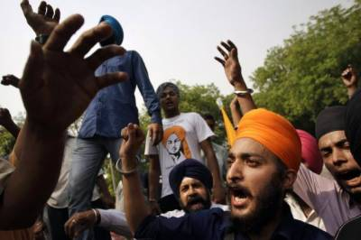 Sikh soldiers to boycott Indian Army: US based Sikhs Human Rights group