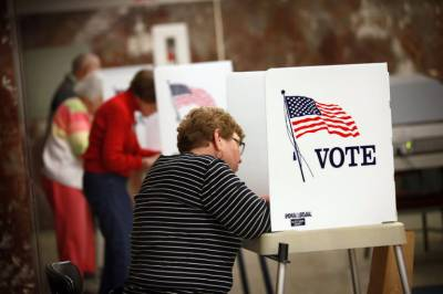 US Presidential elections early voting starts