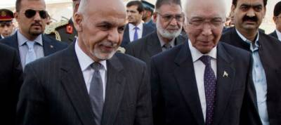 Afghan President Ashraf Ghani thanks Pakistan for $500 million assistance