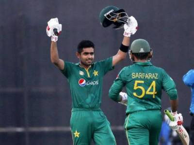 Babar Azam leads the way for Pakistan to whitewash West Indies