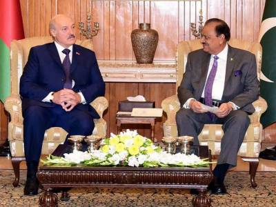 Belarus President stresses for resolution of Kashmir issue