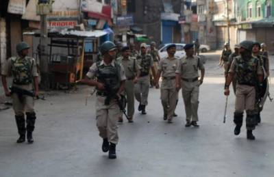 Complete shutdown in Indian occupied Kashmir on 99th consecutive day