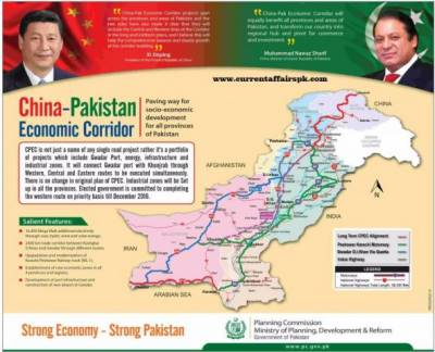 CPEC Projects in all 4 provinces of Pakistan: Chinese Embassy Report