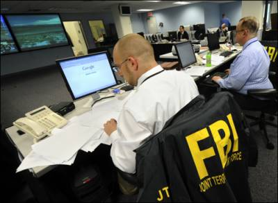 FBI arrest National Security Agency agent over cyber security: NY Times