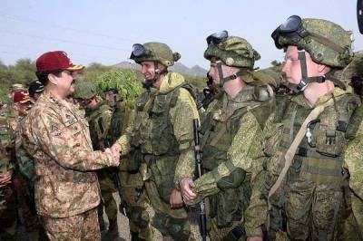 Pakistan-Russian Armies are rated best in the world: COAS