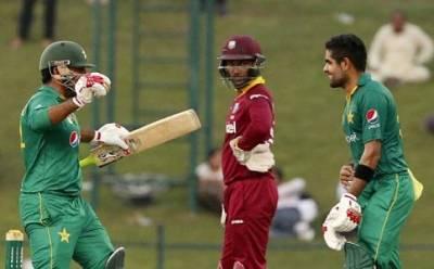 Pakistan vs West Indies 3rd ODI scoreboard
