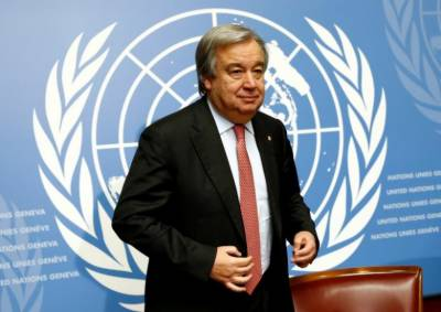 Who is going to be the next UN Chief?