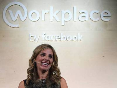 Facebook launches intra-office 'Workplace' platform for business