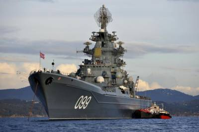 Russia announces permanent naval base in Syria