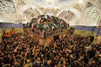 Ashura in Karbala: 4.5 million pilgrims visit Imam Hussain shrine