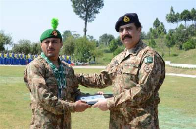 Pak Army PACES 2016: Sri Lankan Army contigent lands in Pakistan