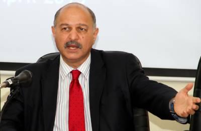 Pak envoy briefs UN Corps of Correspondence about IOK