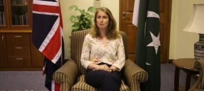 British investor interested in Pakistan Stock Exchange: UK Deputy High Commissioner