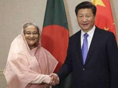 China's $20 billion loans to Bangladesh irks rival India