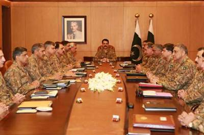 Fake Dawn Story: Corps Commanders express serious reservations