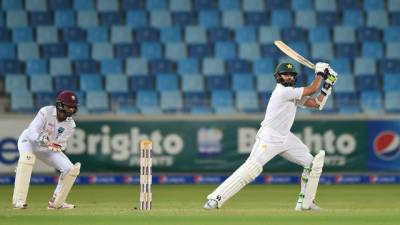 Pak Vs. West Indies: Azhar Ali writes pink ball history
