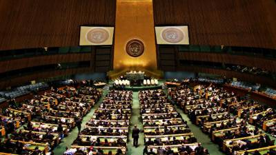 Pakistan highlights at UN plight of Kashmiri women in IOK