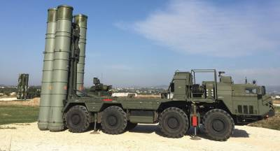 Russia to' give modern air defence systems to Turkey