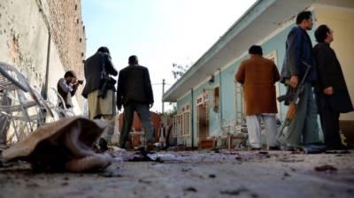 Suicide blast at Pak-Afghan Kulachi border
