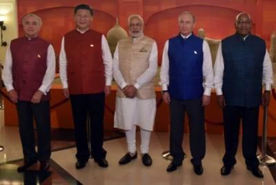 Chinese President Xi, Modi hold talks amid India frustrations