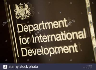 DFID lauds KPK government health reforms