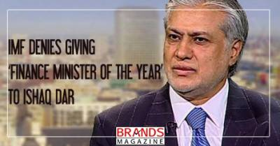 IMF responds to the Ishaq Dar's claim of best finance minister award