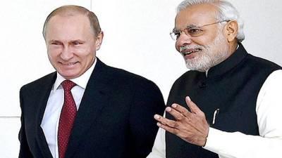 Modi-Putin sign multi billion dollars defence deal