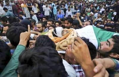 Kashmir Intifada enters 100th day with 110 martyrdoms