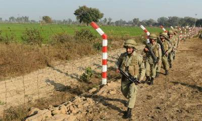Pak Army shelling in Bhimber sector in response to Indian firing at LOC