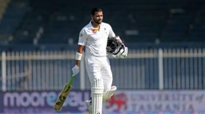 Pakistan Cricket Team in trouble in Dubai Test