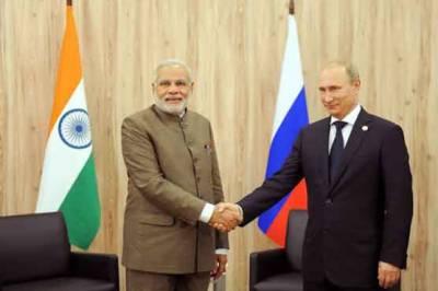 Putin rejects Indian propaganda of Pakistan's involvement in Uri attack