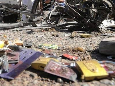 Bomb blast in Chaman