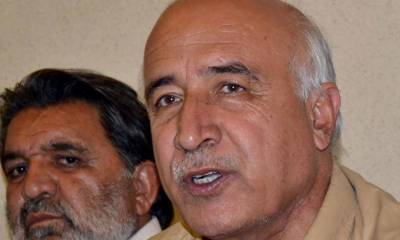 India - Afghanistan nexus has failed in Baluchistan: Former CM Baluchistan