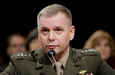 Top US general charged in Iran cyber attack case