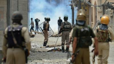 British parliament urge UN to send fact finding mission to IOK against Indian Forces