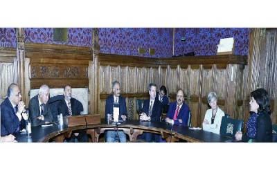 British Parliamentarians term Indian Held Kashmir situation appalling