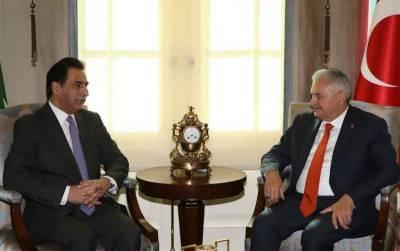 Turkey supports Pakistan stance on Kashmir issue: Turkish PM